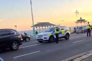 Trio busted by Brighton Beach Cops