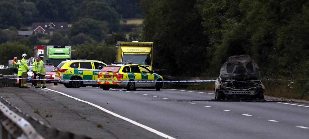 UPDATED:A21 closed in both direction following  serious incident between Tonbridge and Sevenoaks