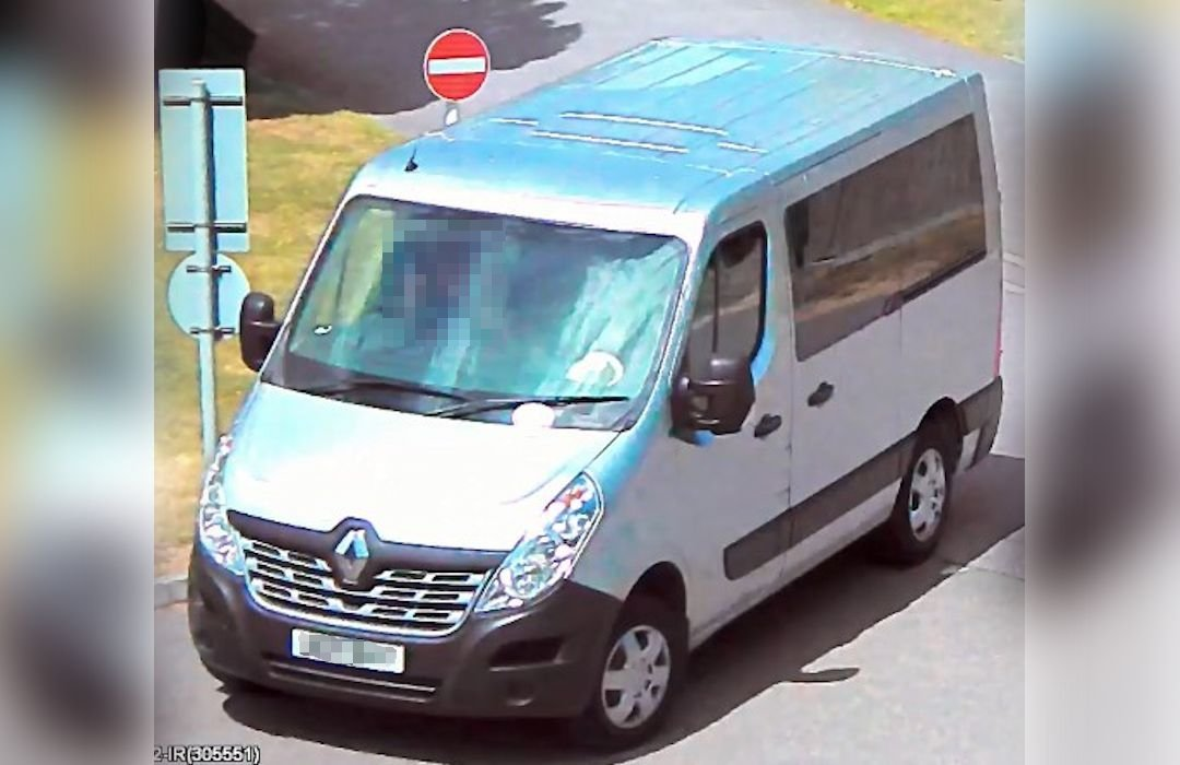Van appeal in Eastbourne murder enquiry