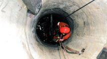 WSFRS Technical Rescue Unit's rope rescue skills were called upon over the weekend when a beloved family pet found itself stuck in a well in West Chiltington.