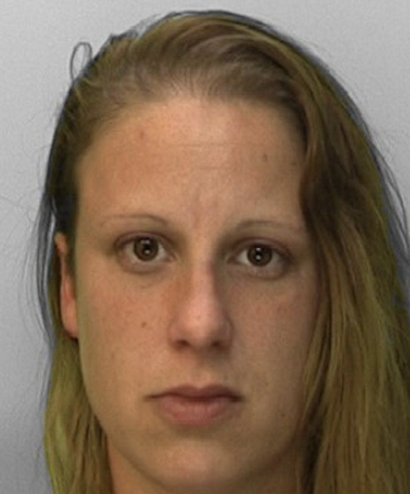 A woman from Littlehampton is starting a six-month prison sentence for attacking two police officers, coughing in their faces and saying she wanted to infect them with COVID-19