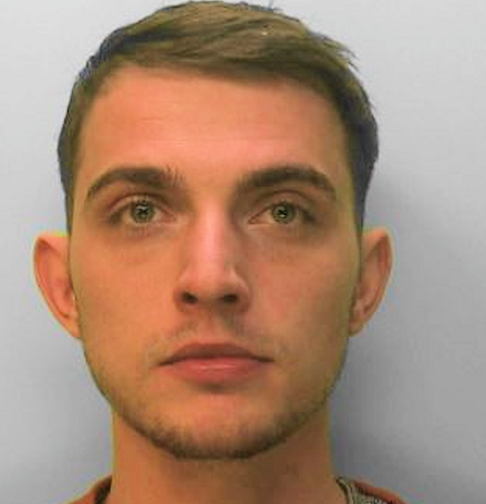 Ashley Volk is sought by police in relation to a matter of stalking and harassment