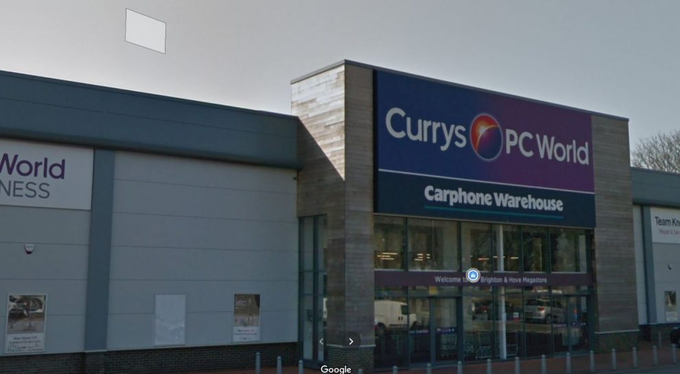 Hove Currys PC World burglary: Two men arrested and charged