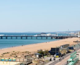 Man arrested after Police investigate a report of a rape on Brighton Beach Saturday