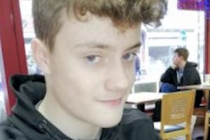 Police are searching for missing 15-year-old Jamie Stemp
