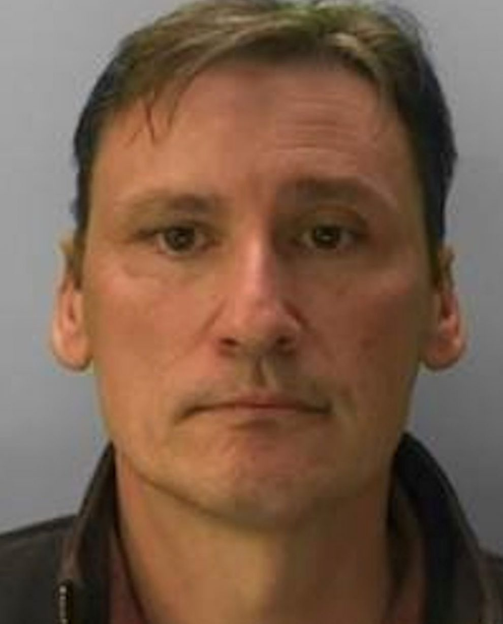 Police are searching for missing Andrew Scott from Herstmonceux