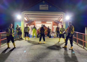 Rye RNLI called after concerns for  children in the river