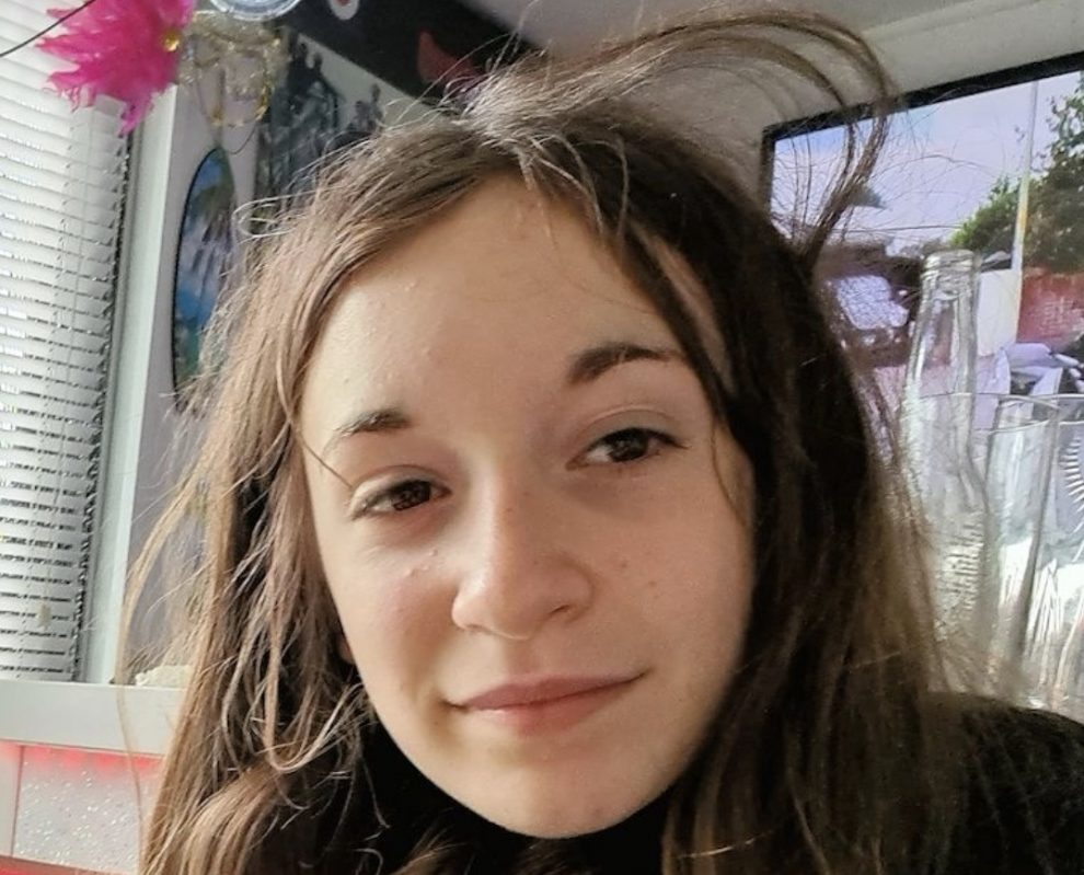 Sussex Police are extremely concerned for the wellbeing of a missing 12-year-old girl