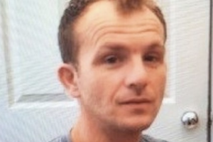 An Eastbourne man is missing after receiving treatment for a head wound in hospital on Saturday night