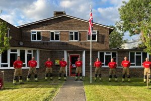 Crawley fire station charity walk delayed