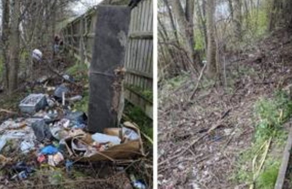 Drivers urged to clean up their act  Around 200,000 bags of litter are collected from the motorway network every year