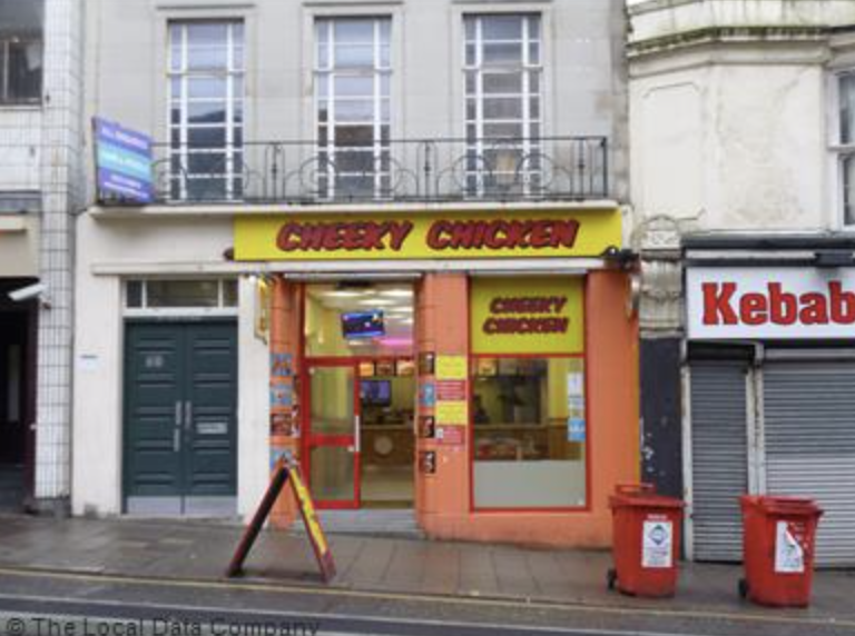 Mohammed Ali, 43, worked illegally at the Cheeky Chicken in West Street during the height of Brighton's summer holiday season.