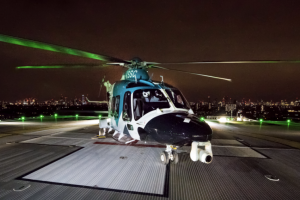 On this day in 2013, Air Ambulance KSS became the UK's first 24-hour Helicopter Emergency Medical Service
