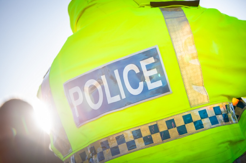 Police are appealing for witnesses after an elderly man was was hit to the back of the head, causing him to fall face-first onto the pavement in East Grinstead