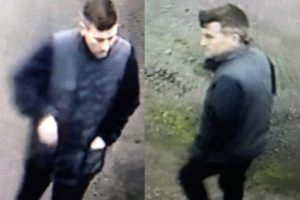 Police would like to speak to this man in relation to a burglary at a property in East Guldeford,