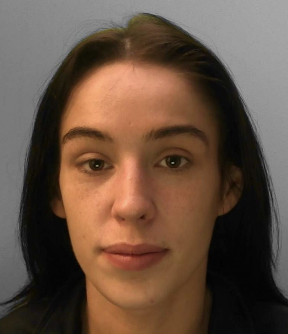 She is wanted on recall for breaching her licence conditions