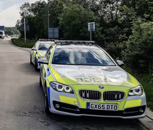 The M23 in Sussex is currently closed J10 to J11 southbound due to a collision