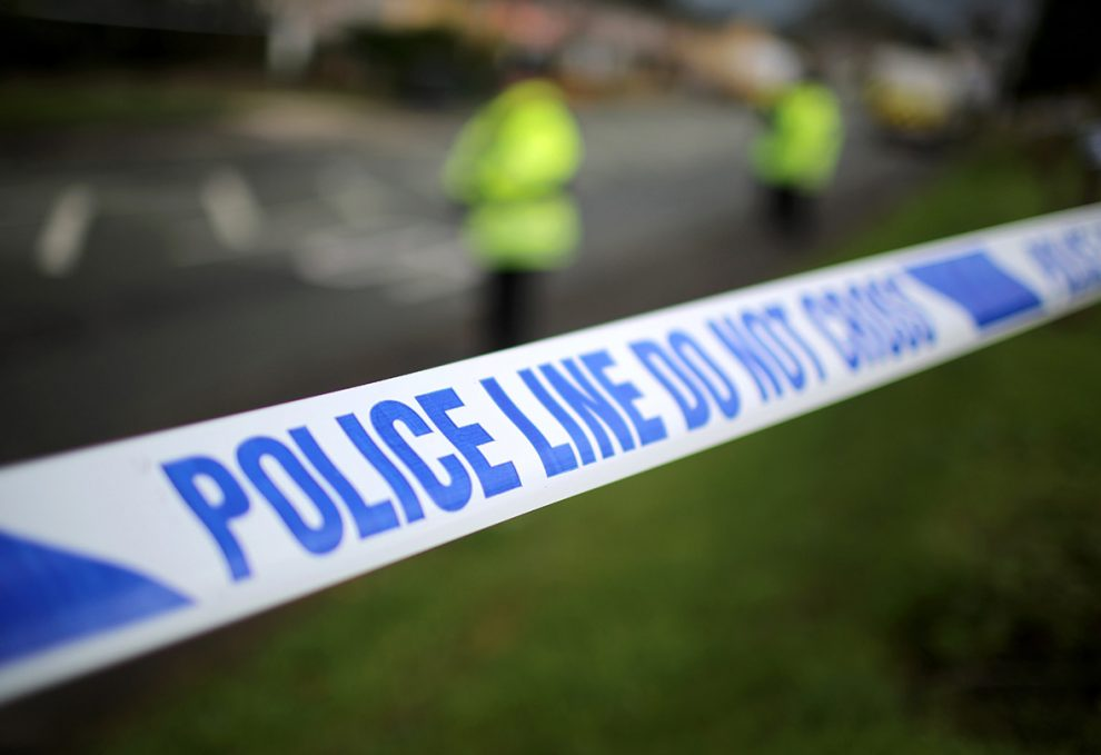 A man and a woman were arrested by officers at a retail park in Newton Road, Hove, later that afternoon.