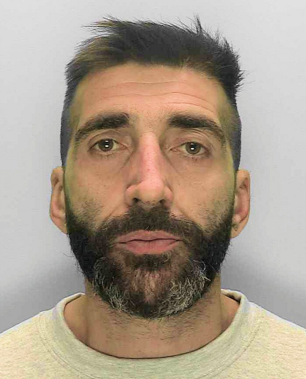 A man has been sentenced to life imprisonment for the murder of another man in Brighton in September last year