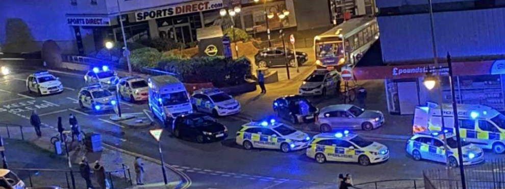 Detectives are seeking witnesses to a violent incident in a Hastings bar