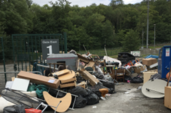 Fly-tippers beware – your being watching you