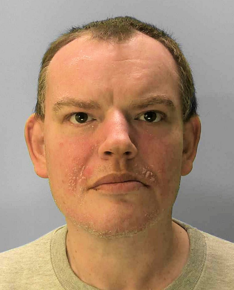 Richard Canlin has been jailed for 22 years for the murder of Nicola Stevenson after Lewes Hammer attack