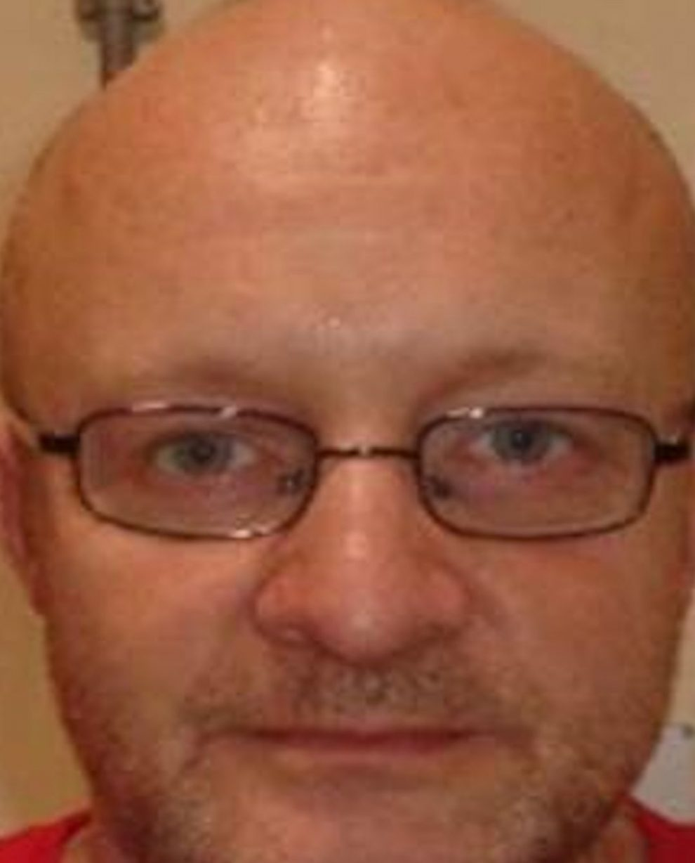 Sussex Police are looking for missing 49-year-old Malcolm Mason