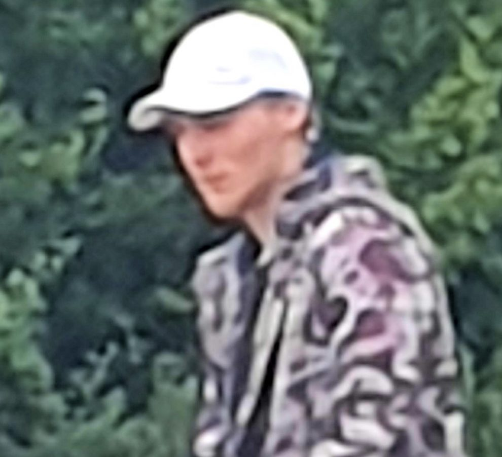 The 15-year-old victim was playing in the skate park in Wickhurst Lane Horsham